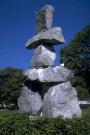 Inukshuk - photo by Barbara Cole