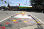 Musqueam Artist-Designed Crosswalk - photo by City of Vancouver